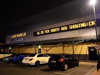 £1.3 billion half-year loss for Cineworld