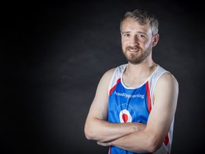 Corporal Bruce Brennan ran 76 Miles to raise money for the RAF Benevolent Fund Charity