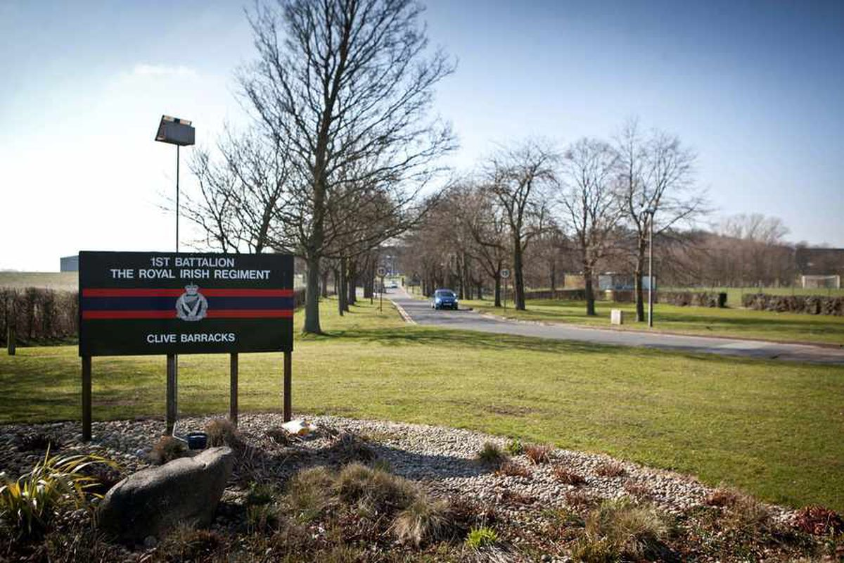 Clive Barracks closure 'will not affect RAF airfield'
