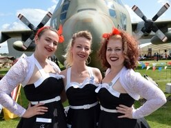 Vintage show a success at RAF Cosford