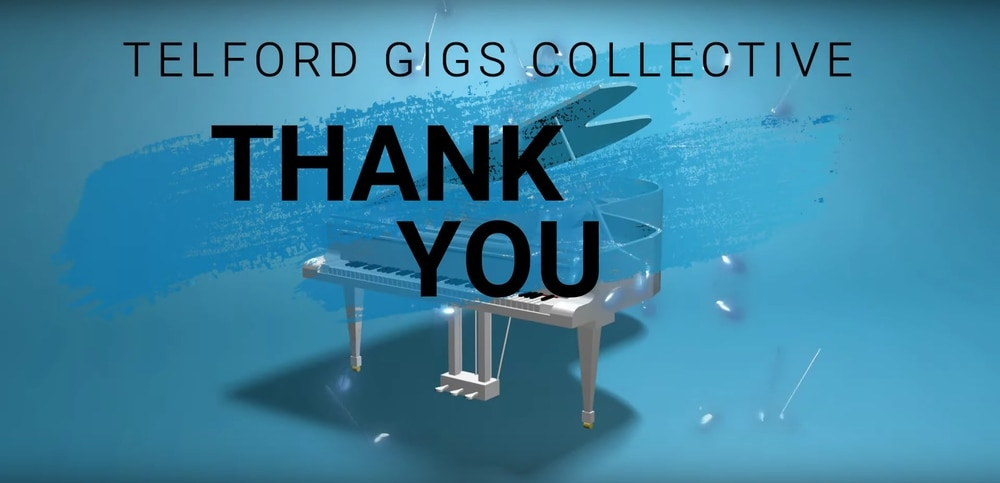 Coronavirus Telford Musicians Create Thank You Music Video For