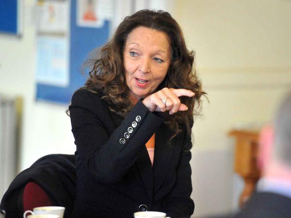 Councillor Joyce Barrow
