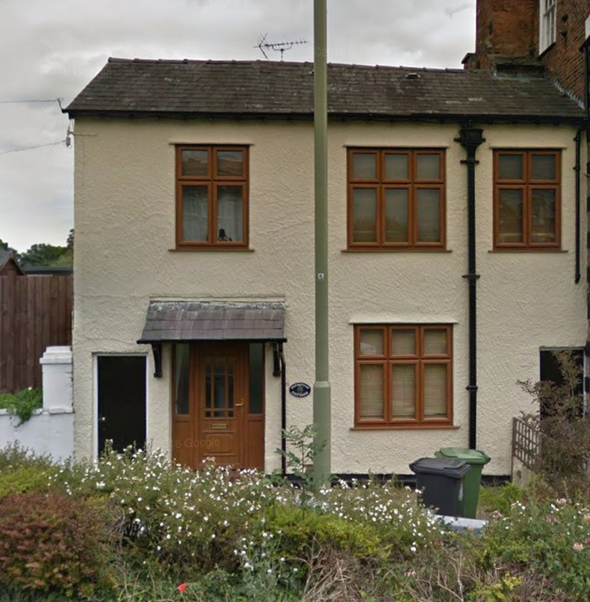 Plympton Cottage in Whitchurch. Pic: Google Street View