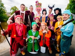 Tickets being snapped up for Shrewsbury's Snow White panto
