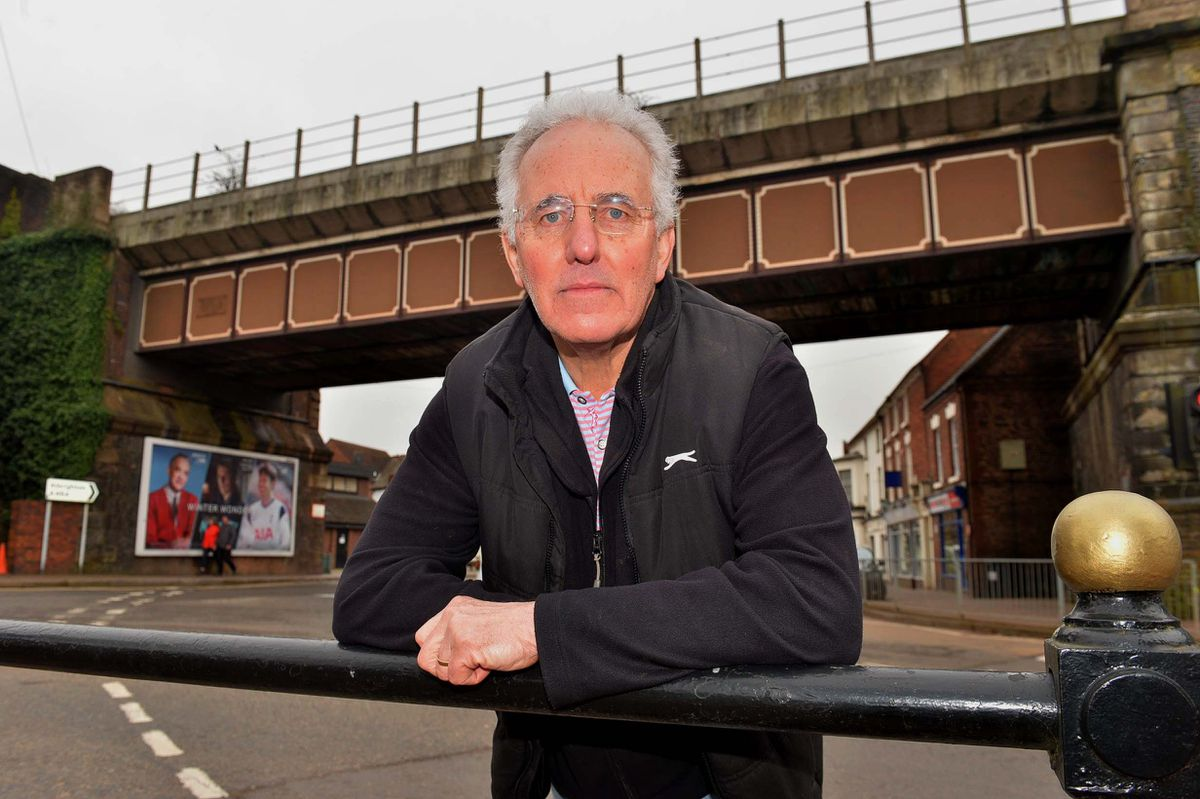 Black Country lad Bob Haddon says massive industrial sites are the answer