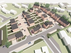Plans for 40 homes near Oswestry are submitted