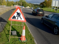 Telford road to close overnight for dual carriageway project