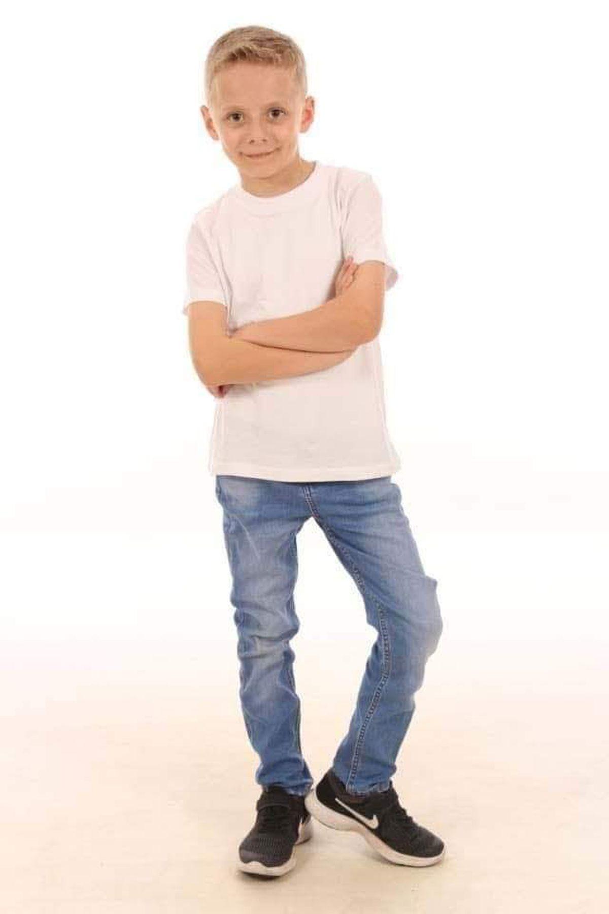 Sam Wiggins, 10, from Malpas