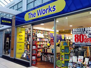 The Works has stores across the region
