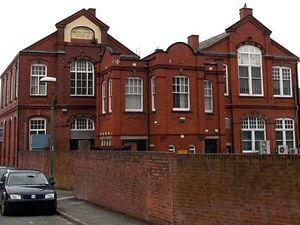 The Lancasterian School, Shrewsbury. Picture, copyright Jaggery (cc-by-sa/2.0)
