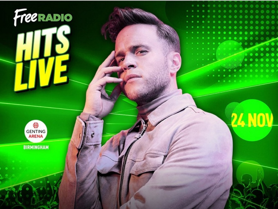 Olly Murs, Paloma Faith, James Arthur and more announced for Free Radio Live in Birmingham