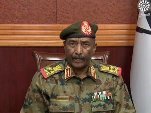 The head of the military, General Abdel-Fattah Burhan, announced in a televised address, that he was dissolving the country's ruling Sovereign Council, as well as the government led by Prime Minister Abdalla Hamdok, in Khartoum, Sudan