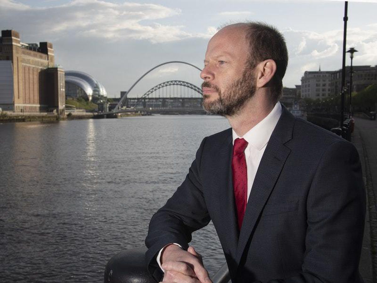Jamie Driscoll, mayor of the North Tyne Combined Authority
