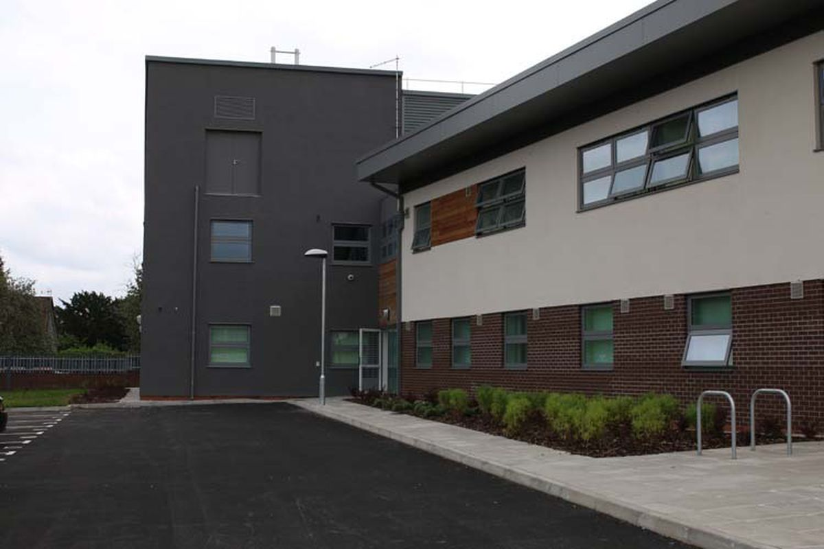 Chirk Medical Centre. GPs are considering closing the St Martins Branch