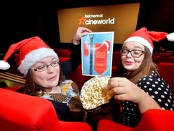 Christmas screening special at Telford cinema in aid of Severn Hospice