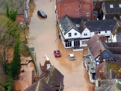 Woman feared dead as Britain counts the cost of Storm Dennis