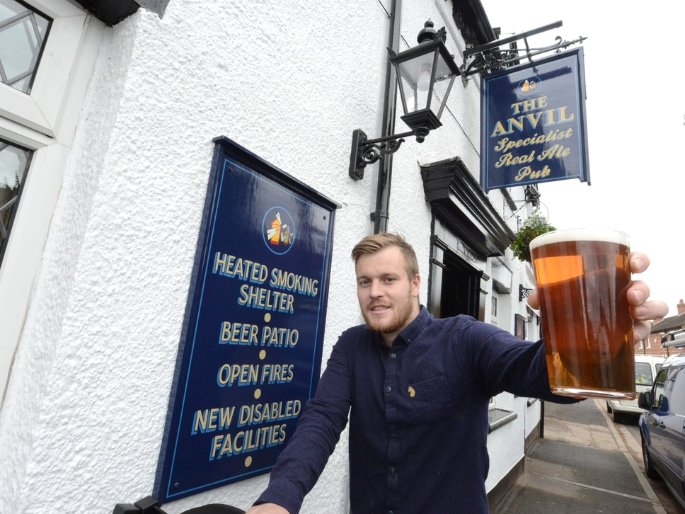 Shifnal pub reopens after big brewery makeover