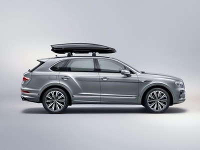 Sporty Akrapovic exhaust among new range of Bentley Bentayga accessories