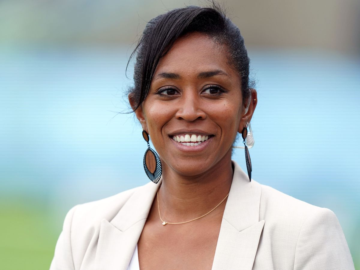 Ebony Rainford-Brent has been made an MBE for services to cricket and charity