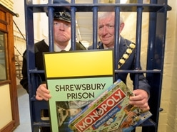 Go to jail!: Shrewsbury Monopoly game launched at Dana Prison