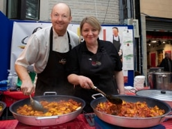 Food festival fills up thousands