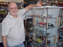 Small model car museum has driving ambitions