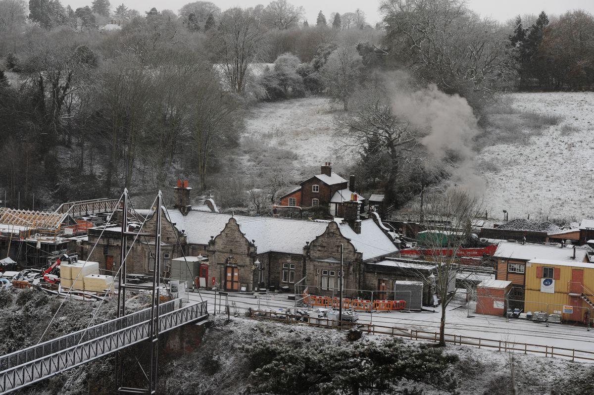 Severn Valley Railway, Bridgnorth