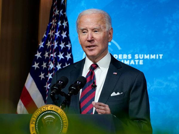 Biden addresses Climate Summit