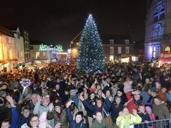 Oswestry ready for lights switch-on