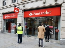 Santander to close one of its Shrewsbury branches
