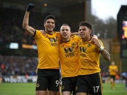 Wolves 2 Cardiff City 0 – Report and pictures
