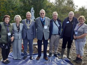 Sculpture hooks up to rich mining heritage