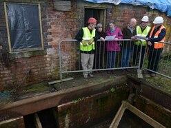 Railway society's grand restoration plans