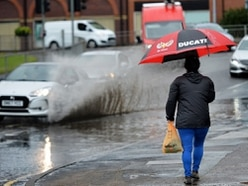 Strong wind and heavy rain to hit Midlands as Storm Brendan rolls in