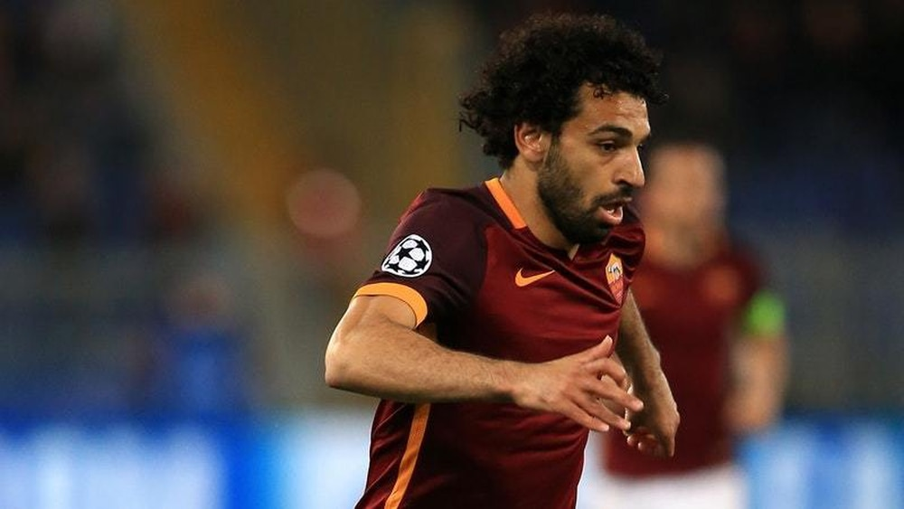 dca21d5ee67 Roma winger Mohamed Salah is edging closer to completing his move to  Liverpool (John Walton/EMPICS)