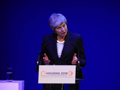 PM defends progress on housing and targets 'tiny homes with inadequate storage'