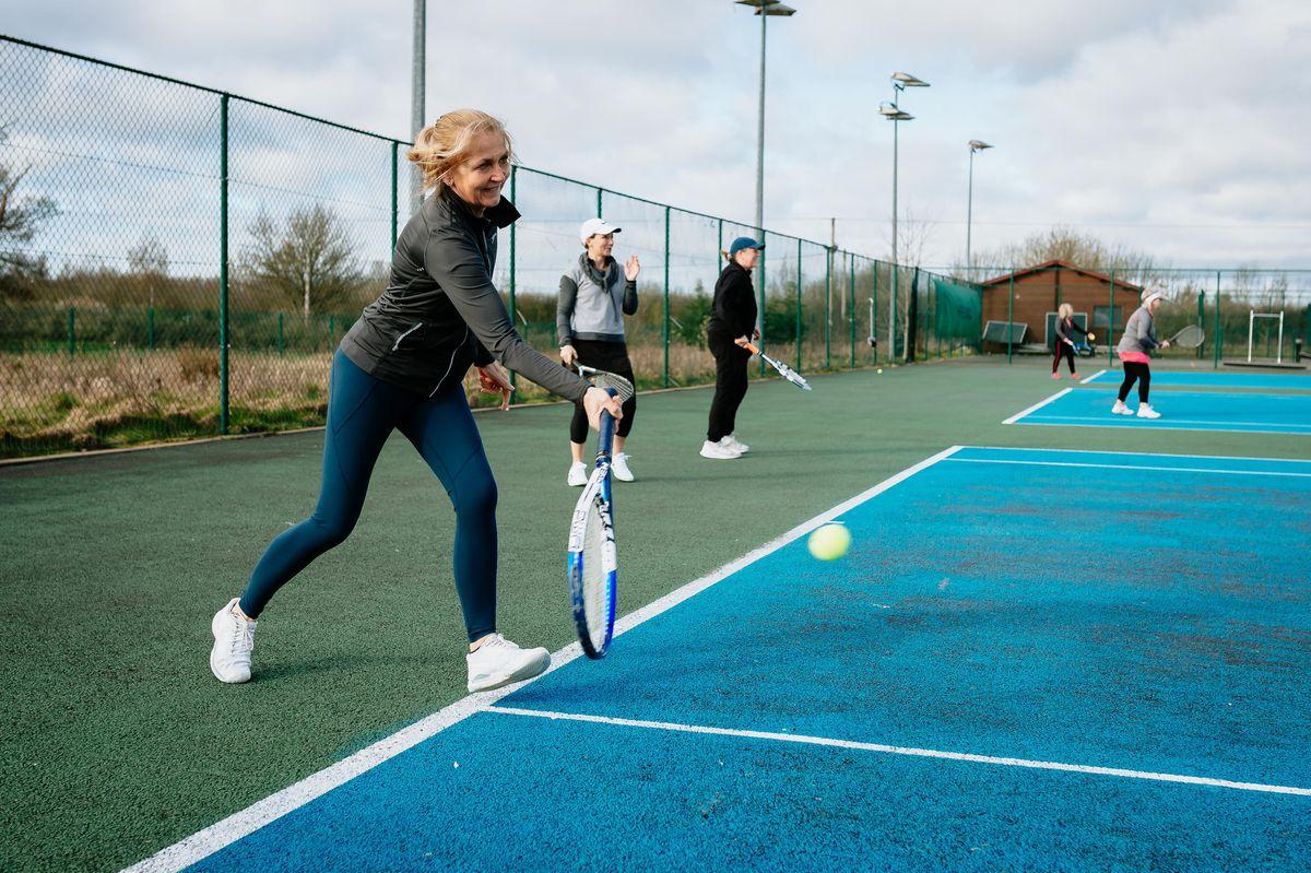 Tennis is back at The Shrewsbury Club