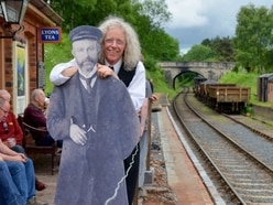 Restored Shropshire railway station celebrates 150 years - with video and pictures