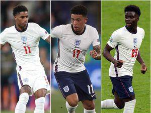Marcus Rashford, Jagon Sancho and Bukayo Saka were racially abuse after England lost to Italy