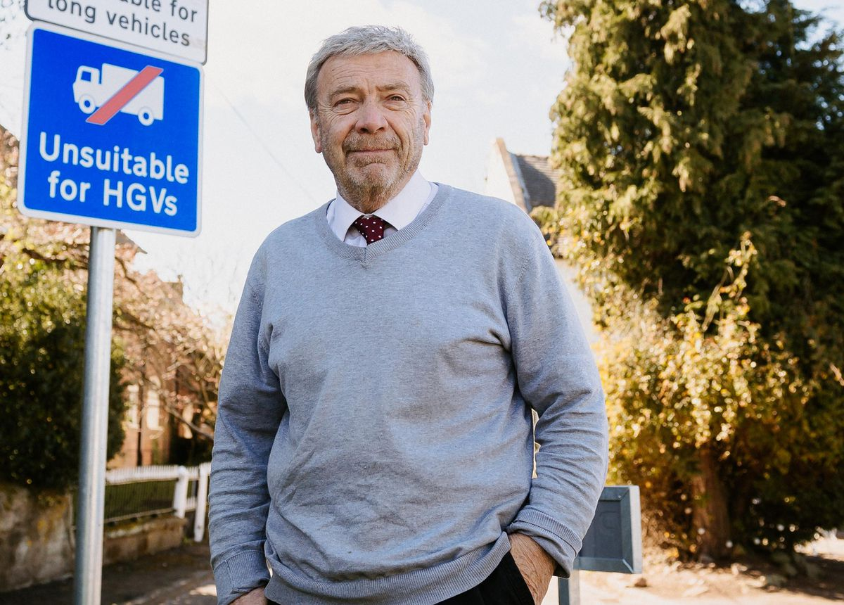 Councillor Andrew Eade has criticised the plan