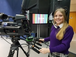 Ellesmere College students enjoy creative media day on university visit