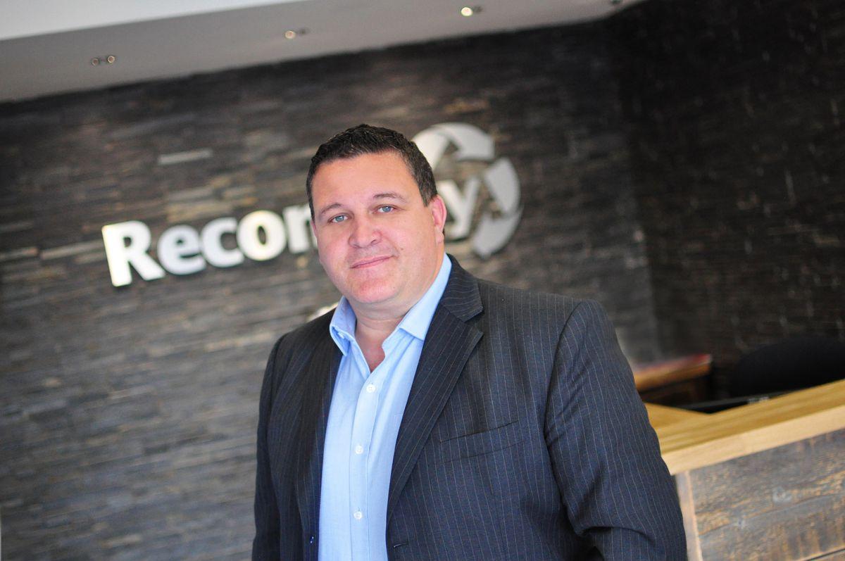 Reconomy's CEO Paul Cox