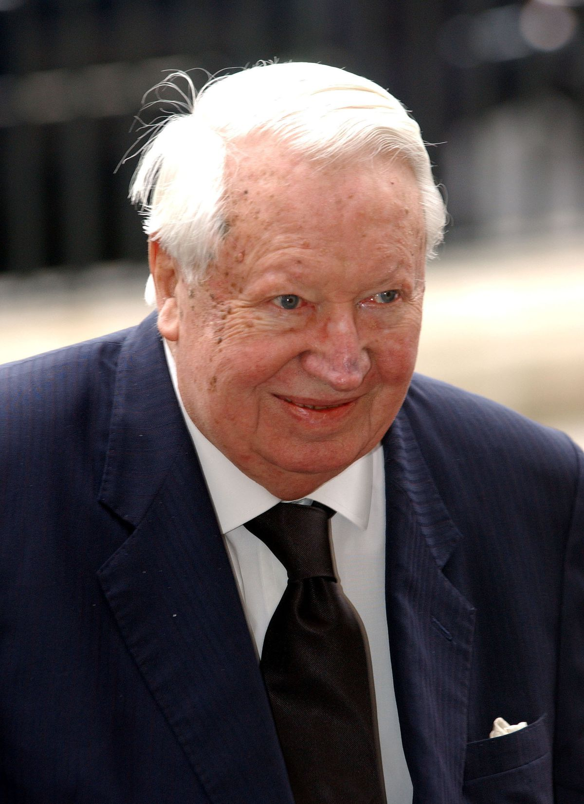 Sir Ted Heath negotiated the release of some prisoners