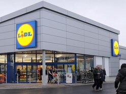 New Shrewsbury Lidl store to open next month