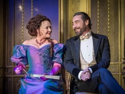 An Ideal Husband, Market Drayton Festival Centre - review with pictures