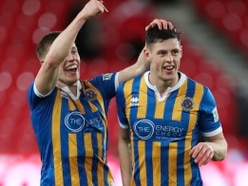 Goal for 'brilliant' Shrewsbury Town will take some time to hit home – boyhood Stoke fan James Bolton