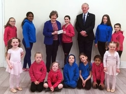St George group gives £400 to worthy causes