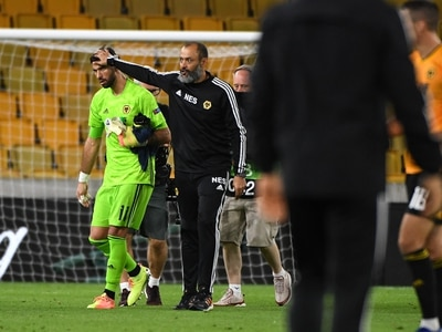 Nuno delighted with Wolves' 'huge' Europa League achievement