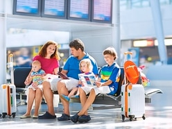 High days & holidays: The challenge of travelling abroad with young children