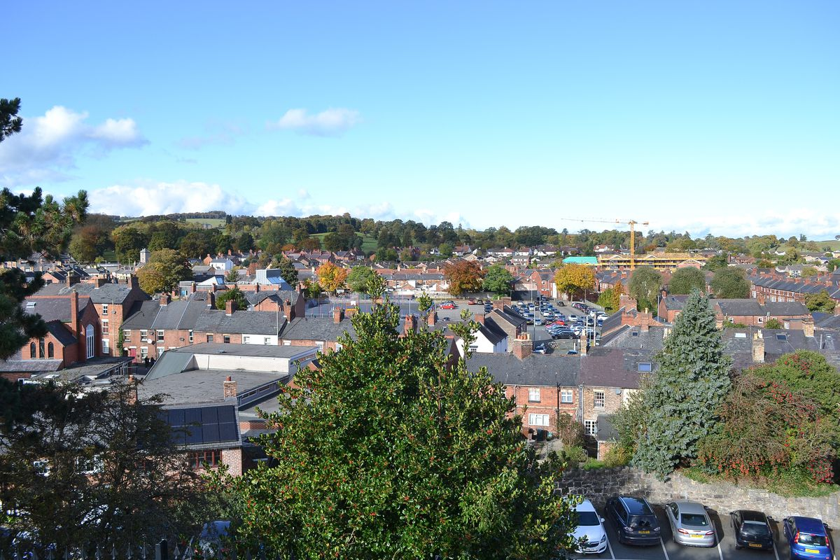 Oswestry Panoramic